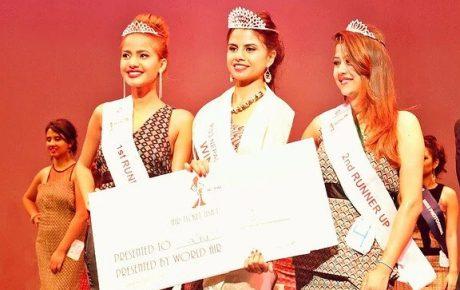Press Release: Miss Nepal US 2014 Winners